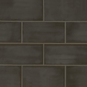 Chateau 4x8 ceramic wall tile Tobacco