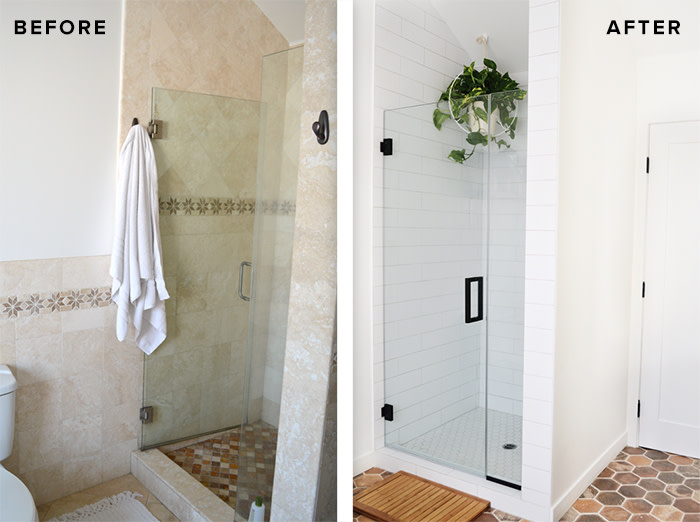 Kristin Dion Design - After - Traditions 4x16 Subway Tile