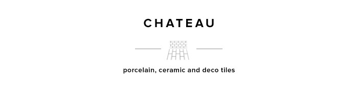 Chateau porcelain and ceramic tile