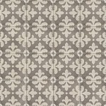 Palazzo X X Decorative Tile In Vintage Grey Villa - Palazzo vintage fliesen