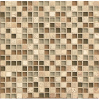 Eclipse 5 8 X 5 8 Wall Mosaic In Allure Bedrosians Tile Stone