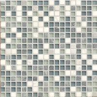 Eclipse 5 8 X 5 8 Wall Mosaic In Marina Bedrosians Tile Stone