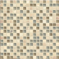 Eclipse 5 8 X 5 8 Wall Mosaic In Tranquility Bedrosians Tile Stone