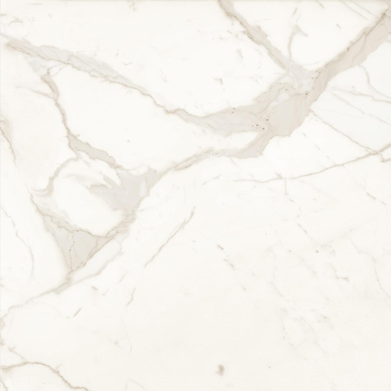 Magnifica 30 X 30 Floor Wall Tile In Calacatta Super White Bedrosians Tile Stone