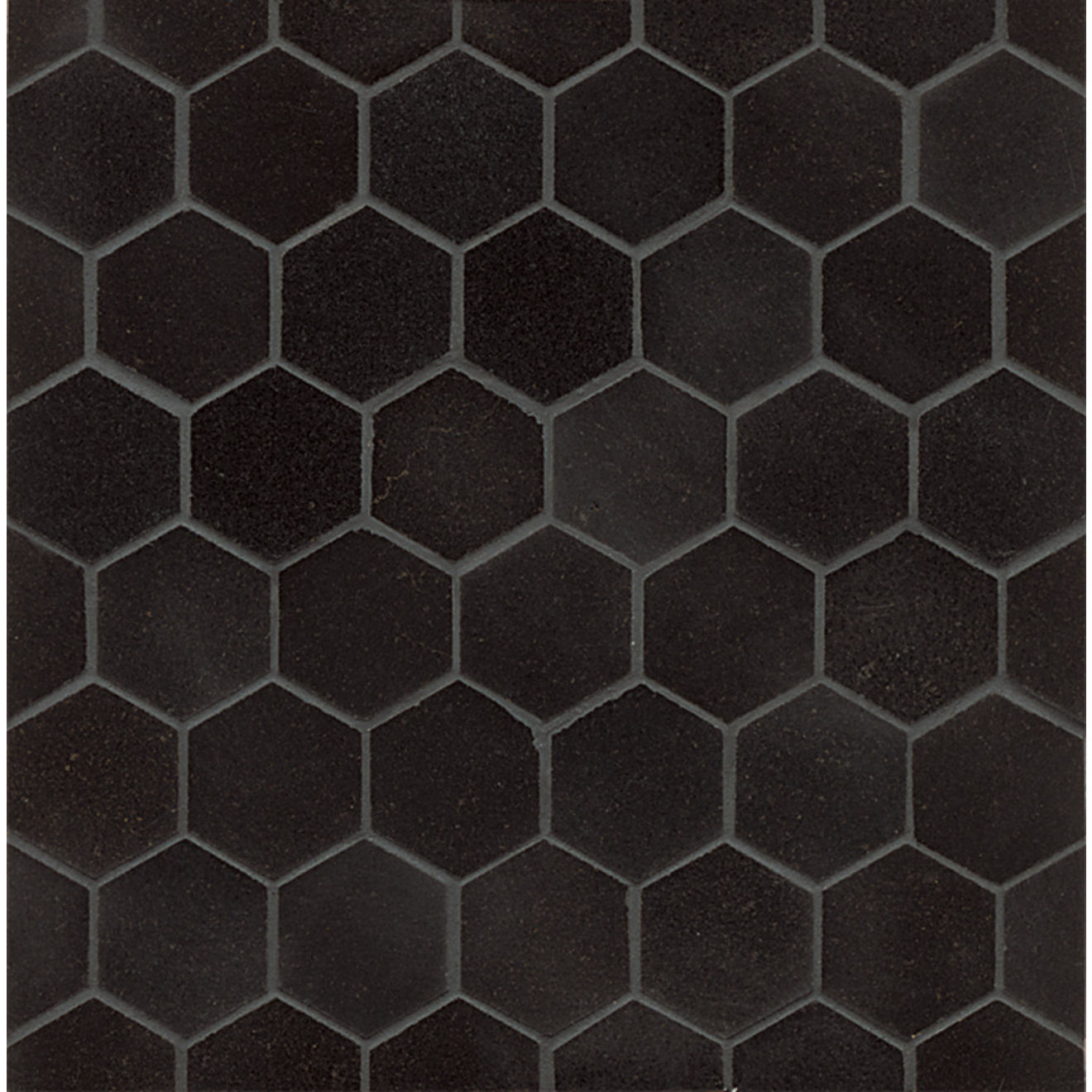 Absolute Black Wall Mosaic Bedrosians Tile Amp Stone