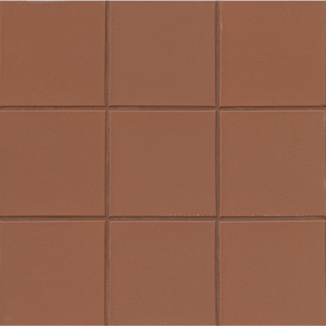 Metropolitan 6 X 6 Floor Wall Tile In Mayflower Red