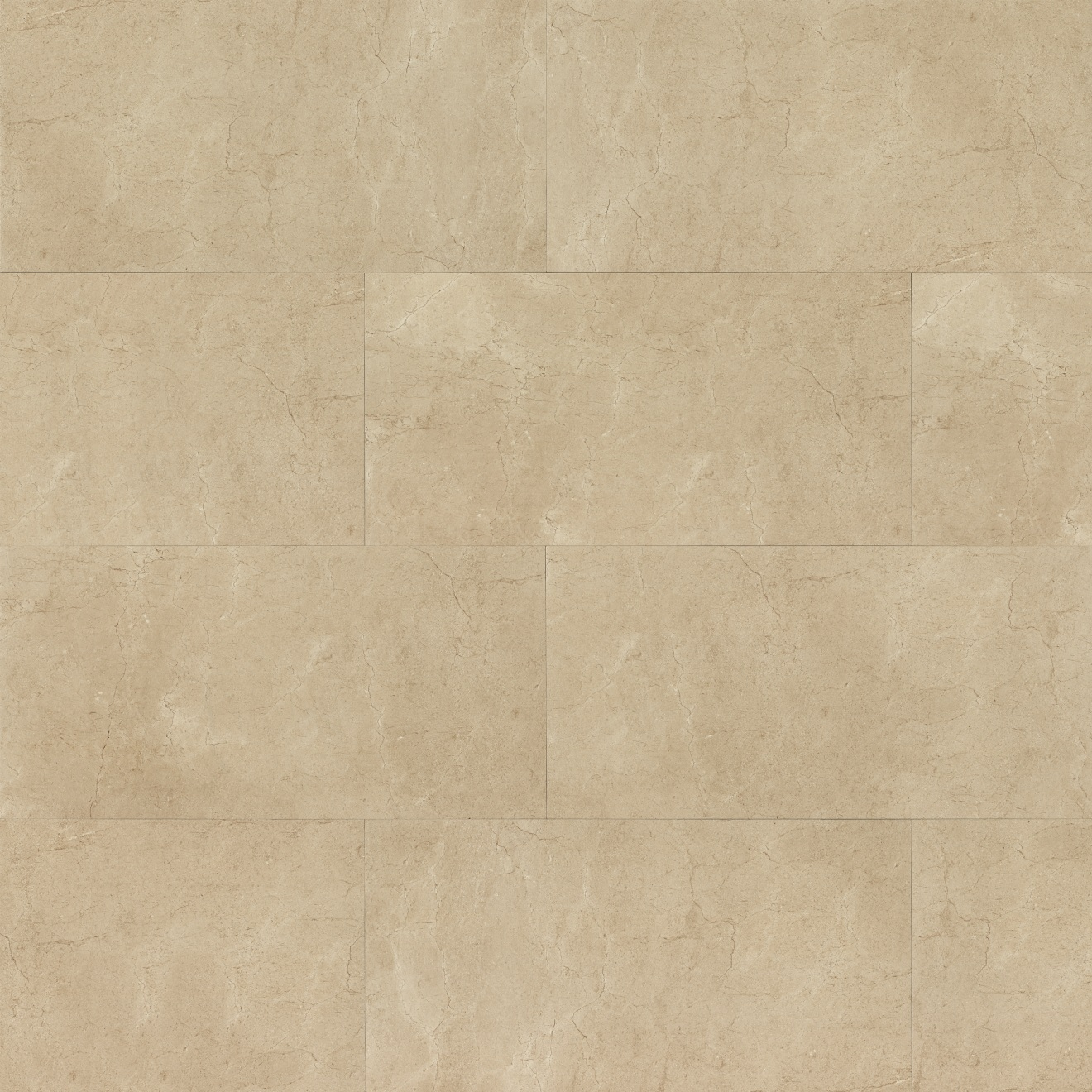 "Crema Marfil Porcelain Tile: Marfil 12"" X 24"" Floor & Wall Tile In Crema"