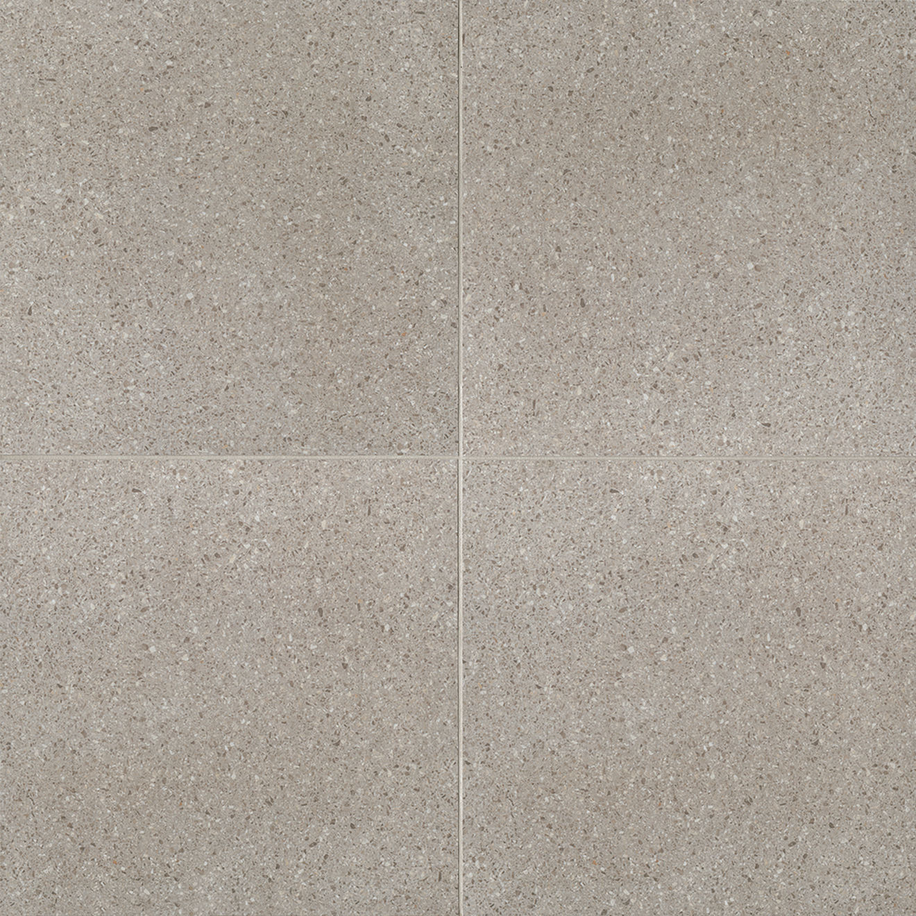 Terrazzo 10 X 10 Floor Wall Tile In Light Gray