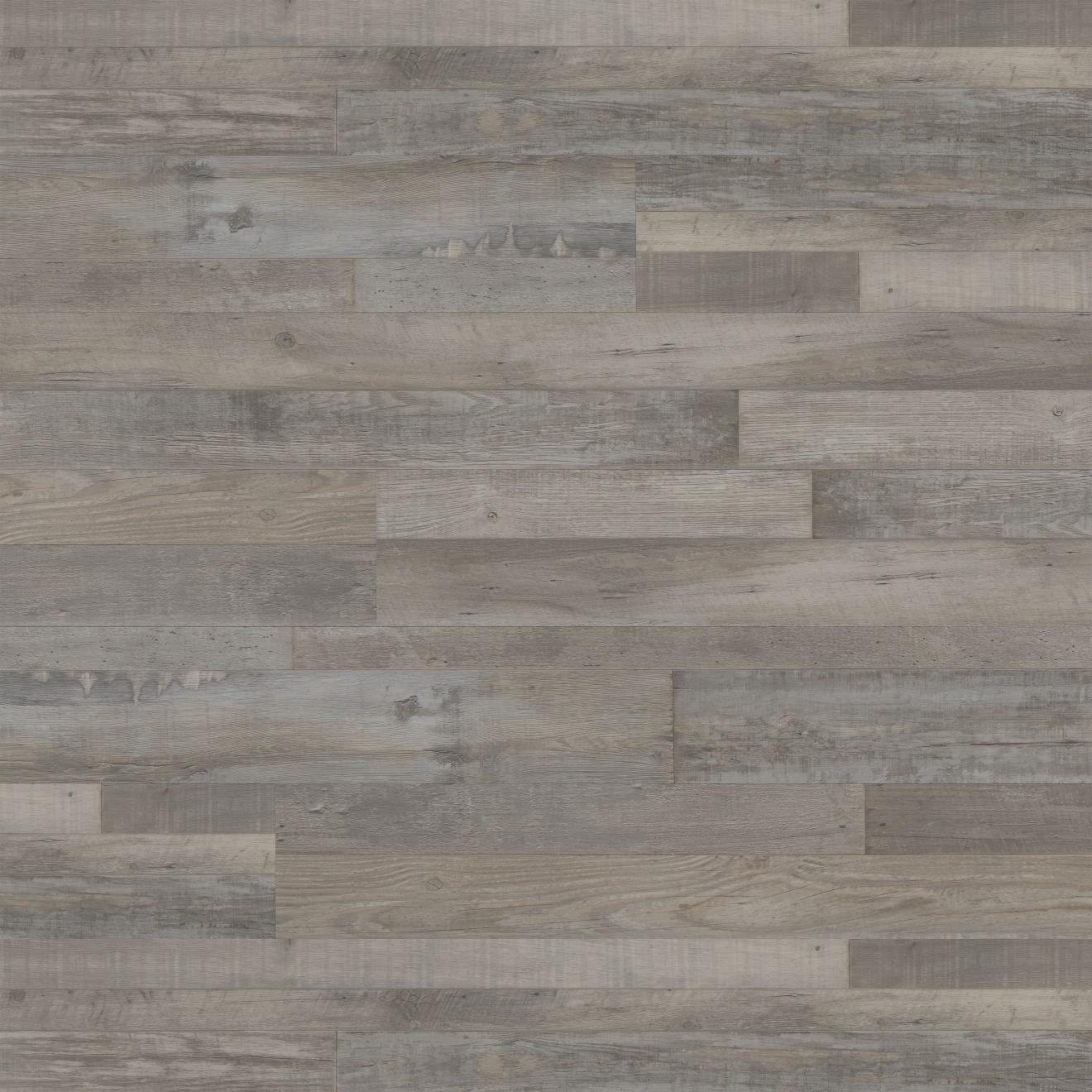 "Madera 7""x48"" Luxury SPC Vinyl Flooring in Beige Oak"