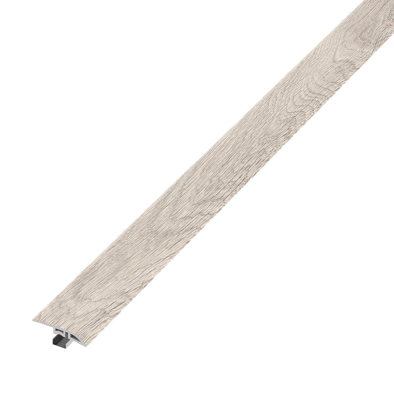 Cassio Luxury SPC Vinyl Reducer Molding Trim in Beige