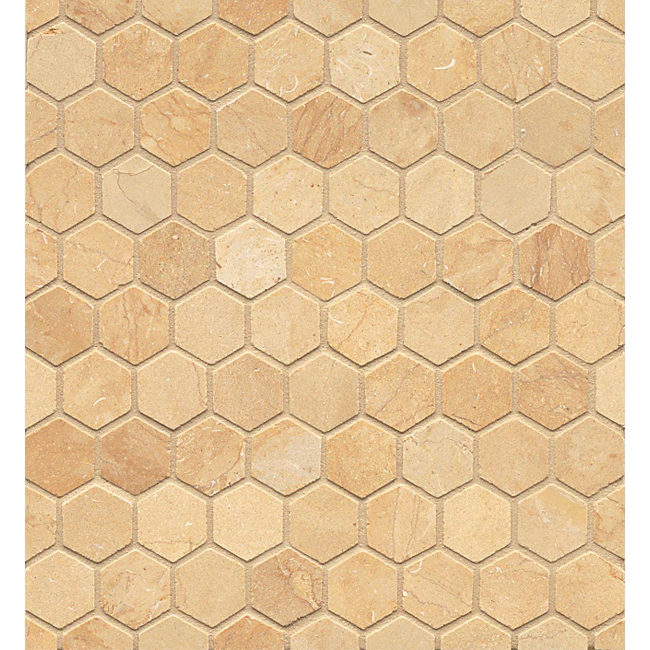 1X1 Hexagon-Brioche