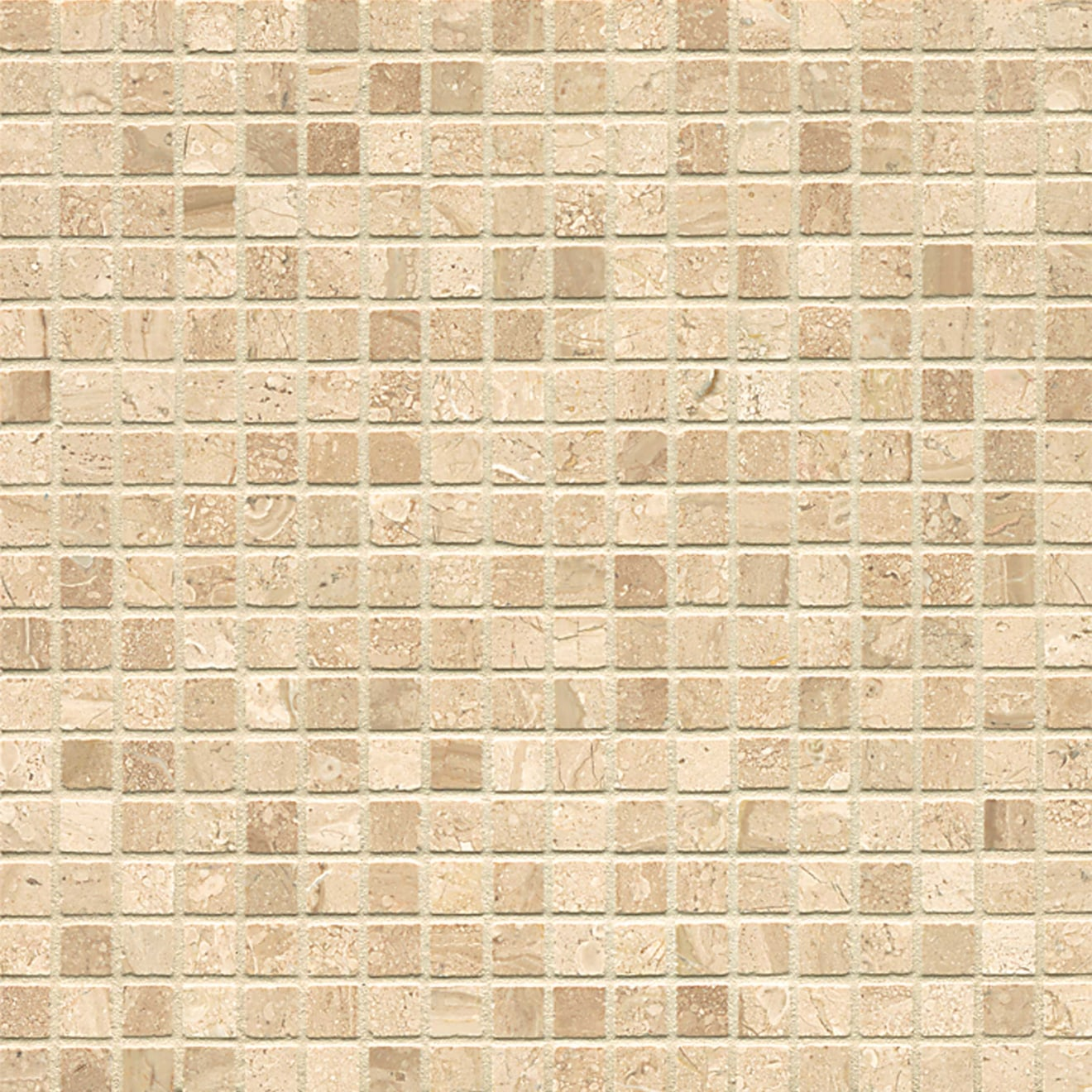 5/8X5/8 Mod Rocks Mosaic-Chantarell