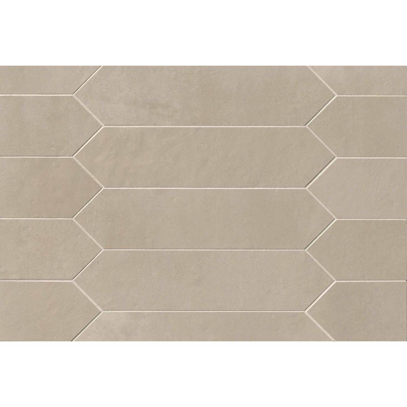 """VISIONS 3.5"""" x 13.5"""" Wall Tile in Sand"""