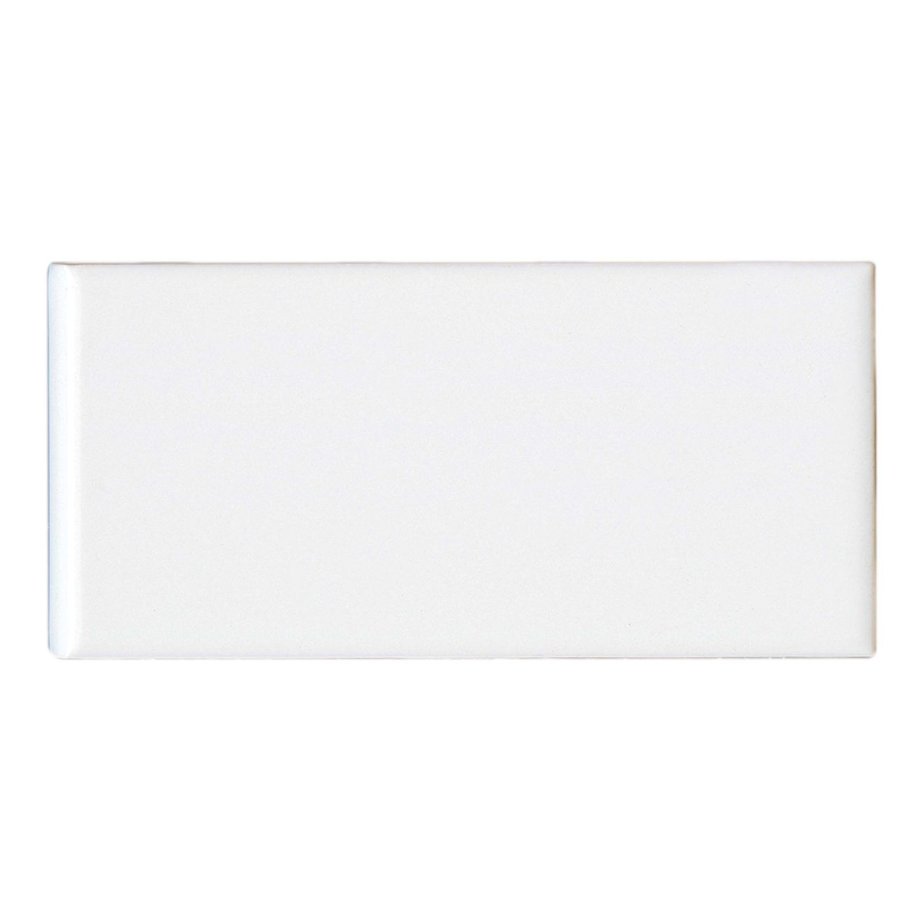 """Traditions 3"""" x 6"""" Trim in Ice White"""