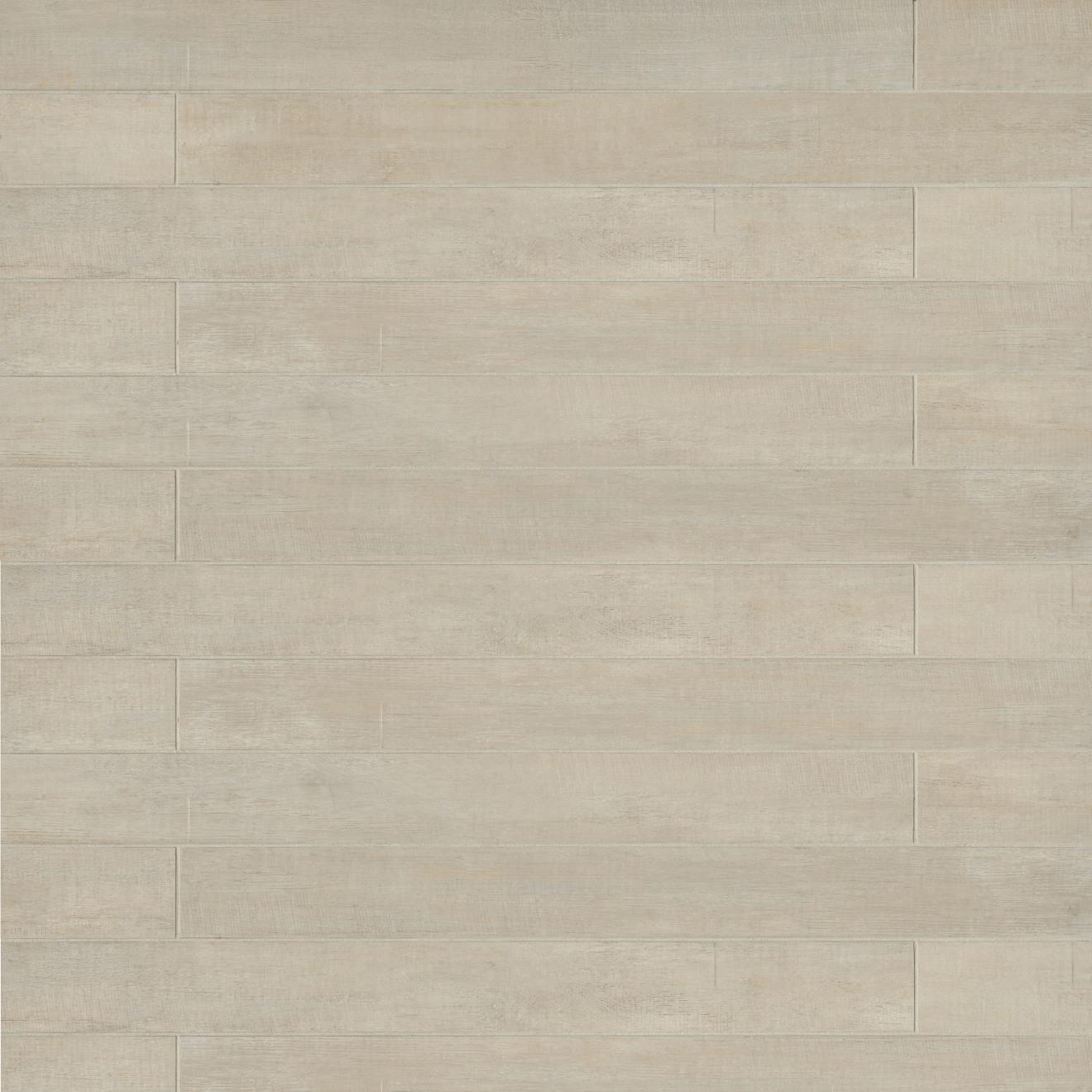 "Barrique 4"" x 40"" Floor & Wall Tile in Blanc"