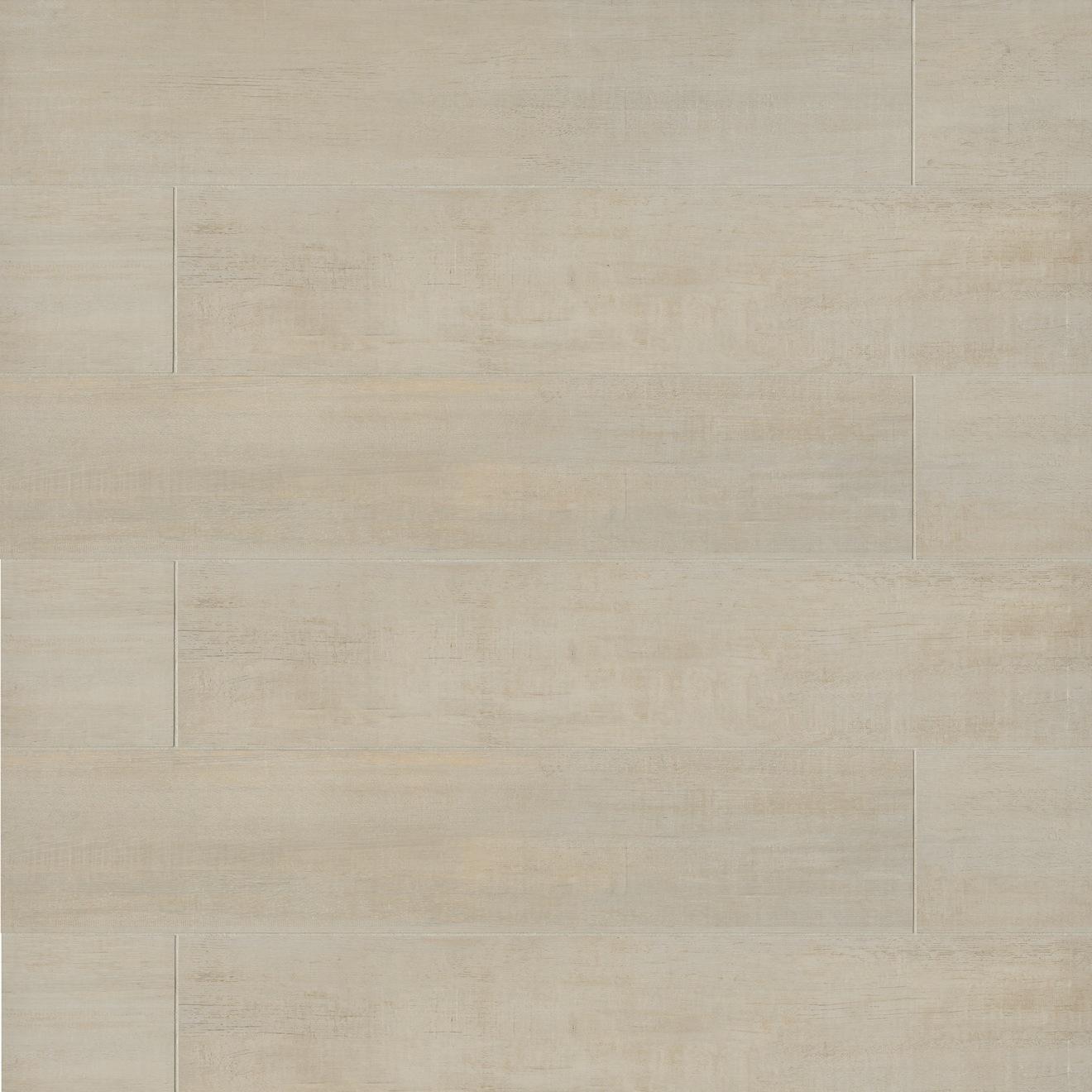 "Barrique 8"" x 40"" Floor & Wall Tile in Blanc"