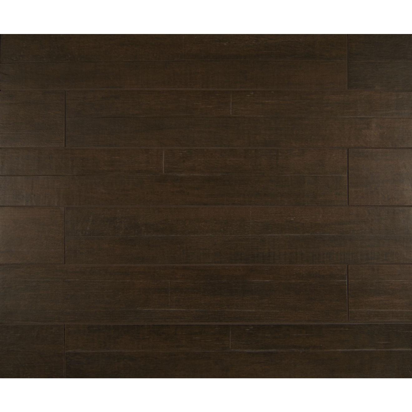 "Barrique 4"" x 24"" Floor & Wall Tile in Fonce"
