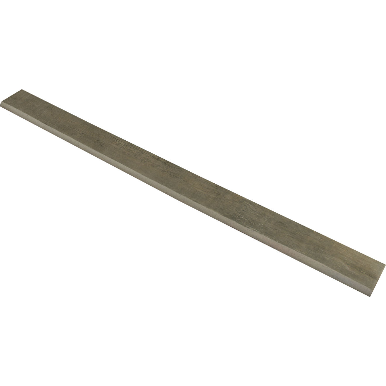"Barrique 2"" x 24"" Trim in Gris"