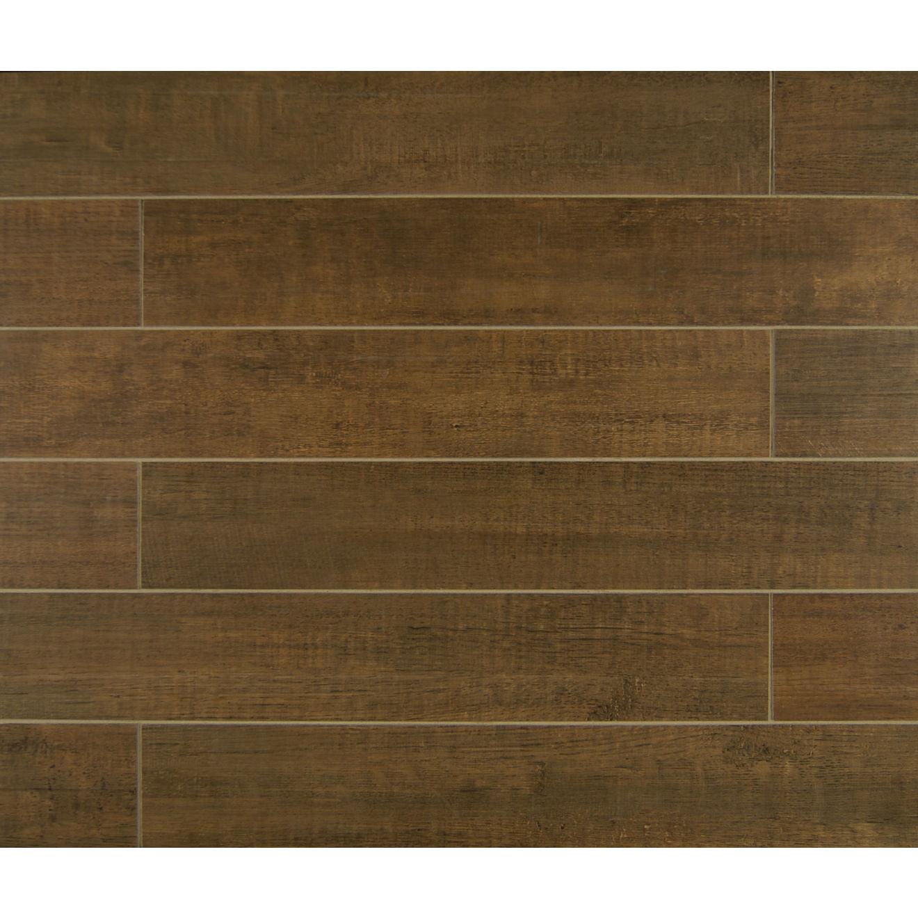 """Barrique 4"""" x 24"""" Floor & Wall Tile in Vert"""