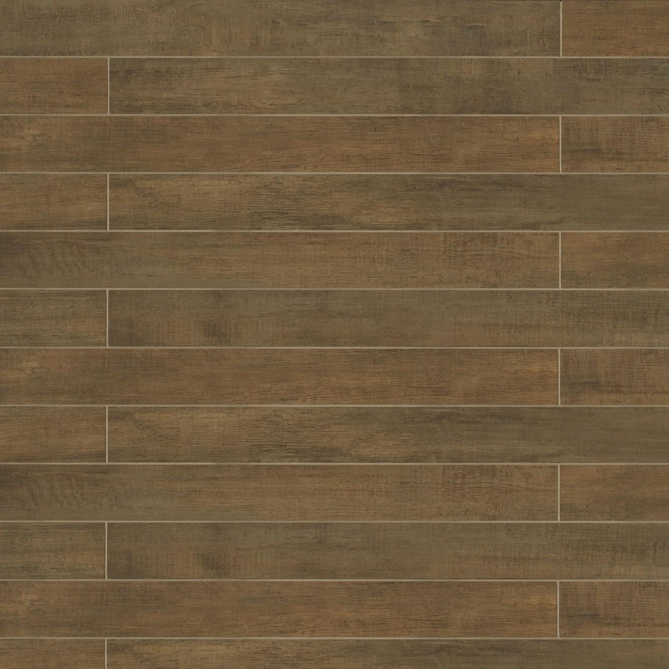 """Barrique 4"""" x 40"""" Floor & Wall Tile in Vert"""