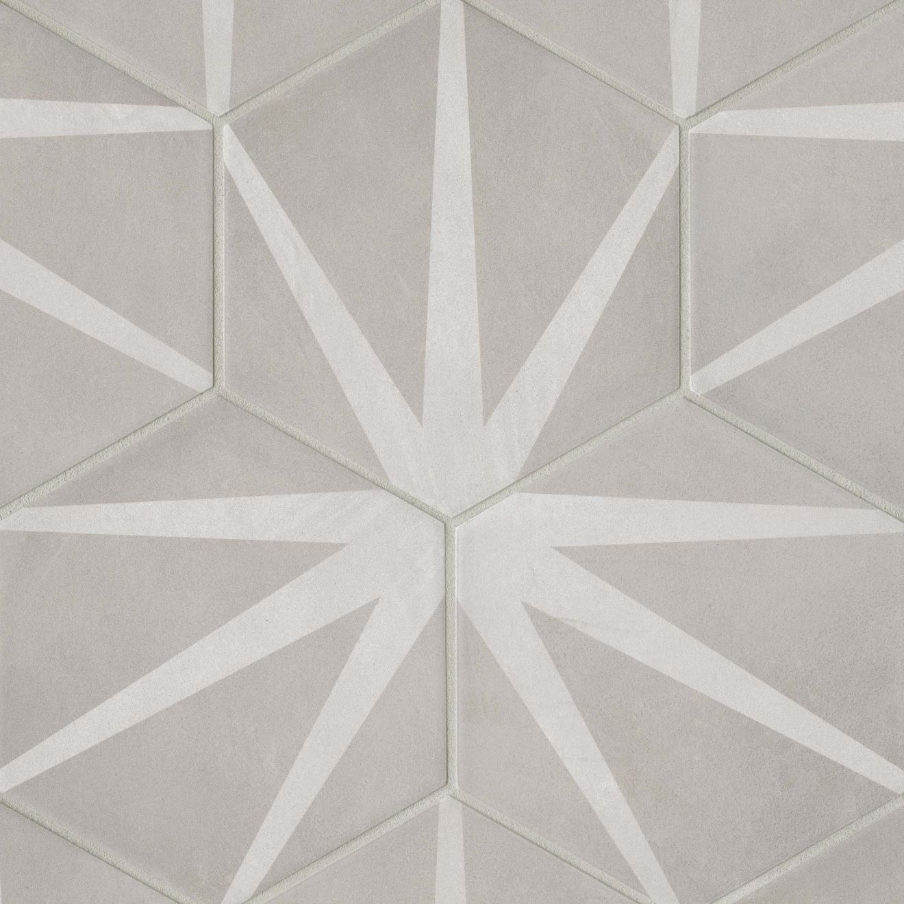 "Allora 8.5"" x 10"" Decorative Tile in Stella"