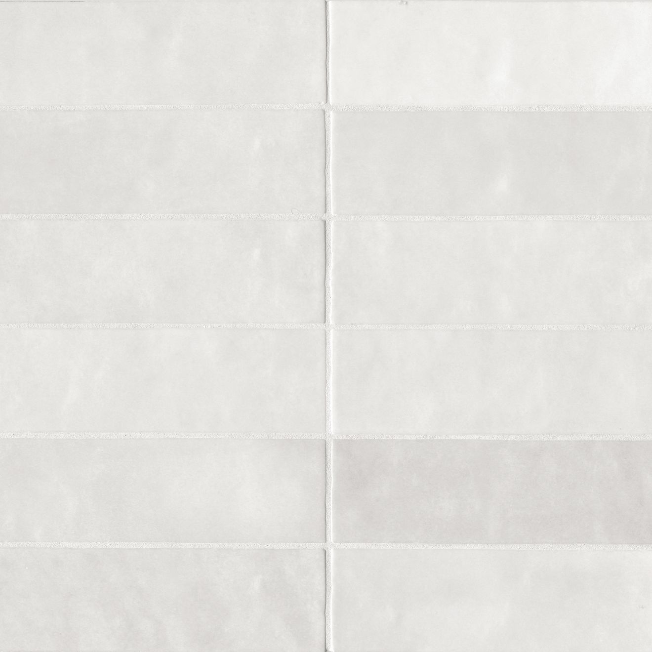 "Cloe 2.5"" x 8"" Wall Tile in White,favorite vertatile subway wall tile"
