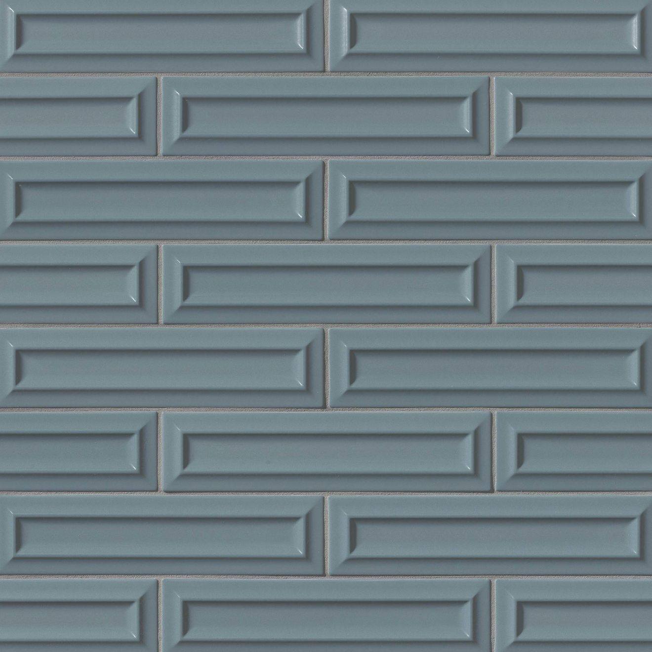 "Costa Allegra 3"" x 12"" Decorative Tile in Adriatic"