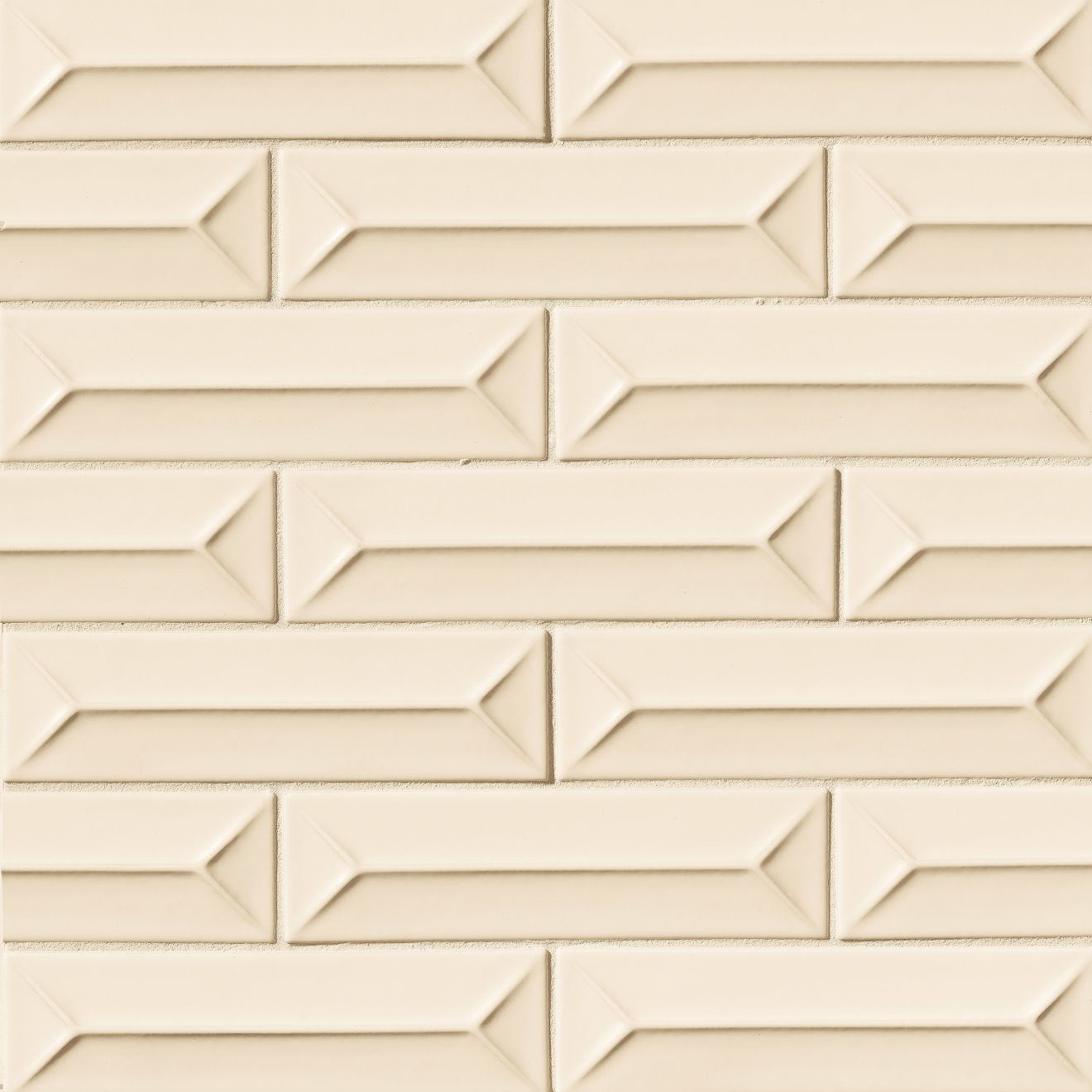 "Costa Allegra 2.5"" x 9"" Decorative Tile in Alabaster"