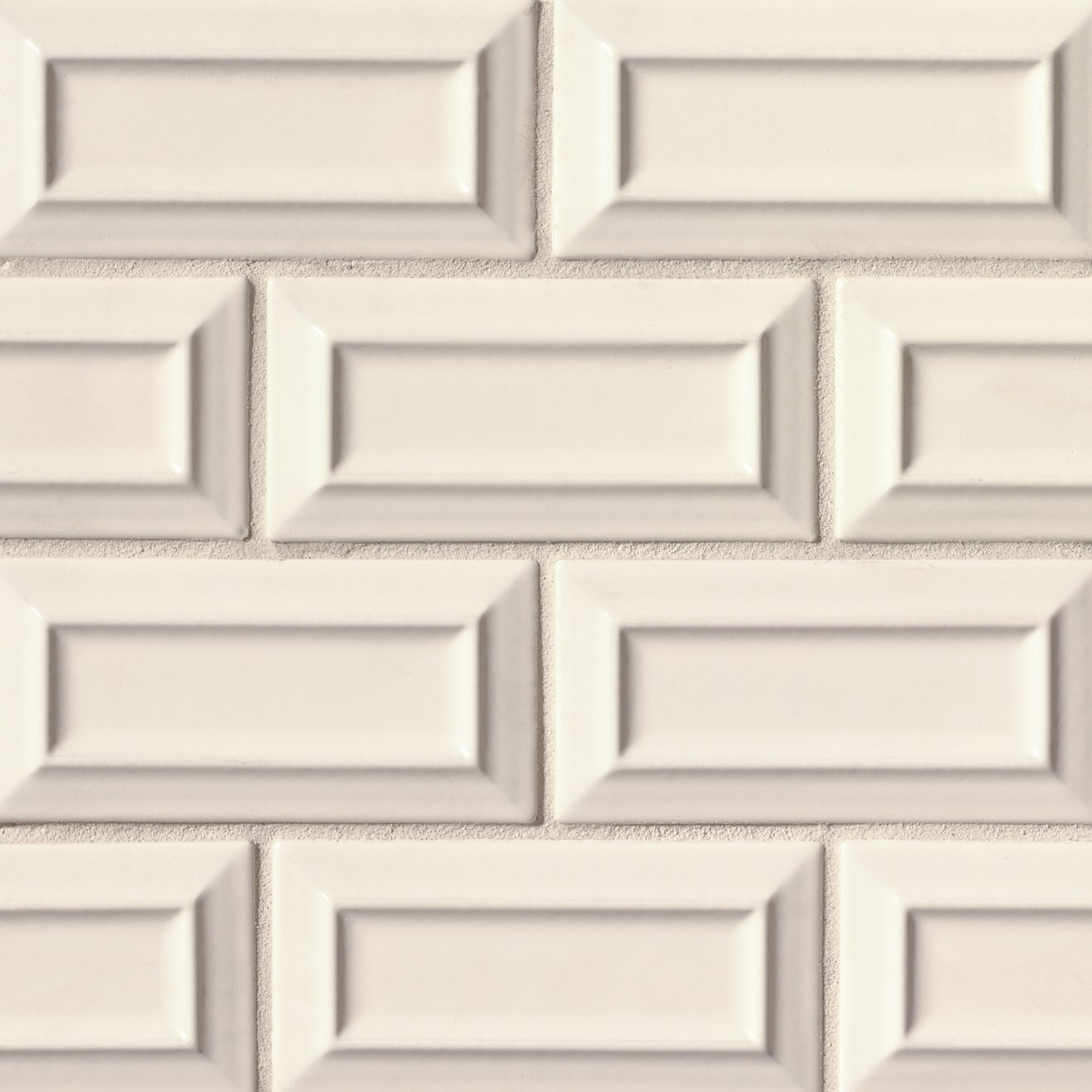 "Costa Allegra 3"" x 6"" Decorative Tile in Alabaster"