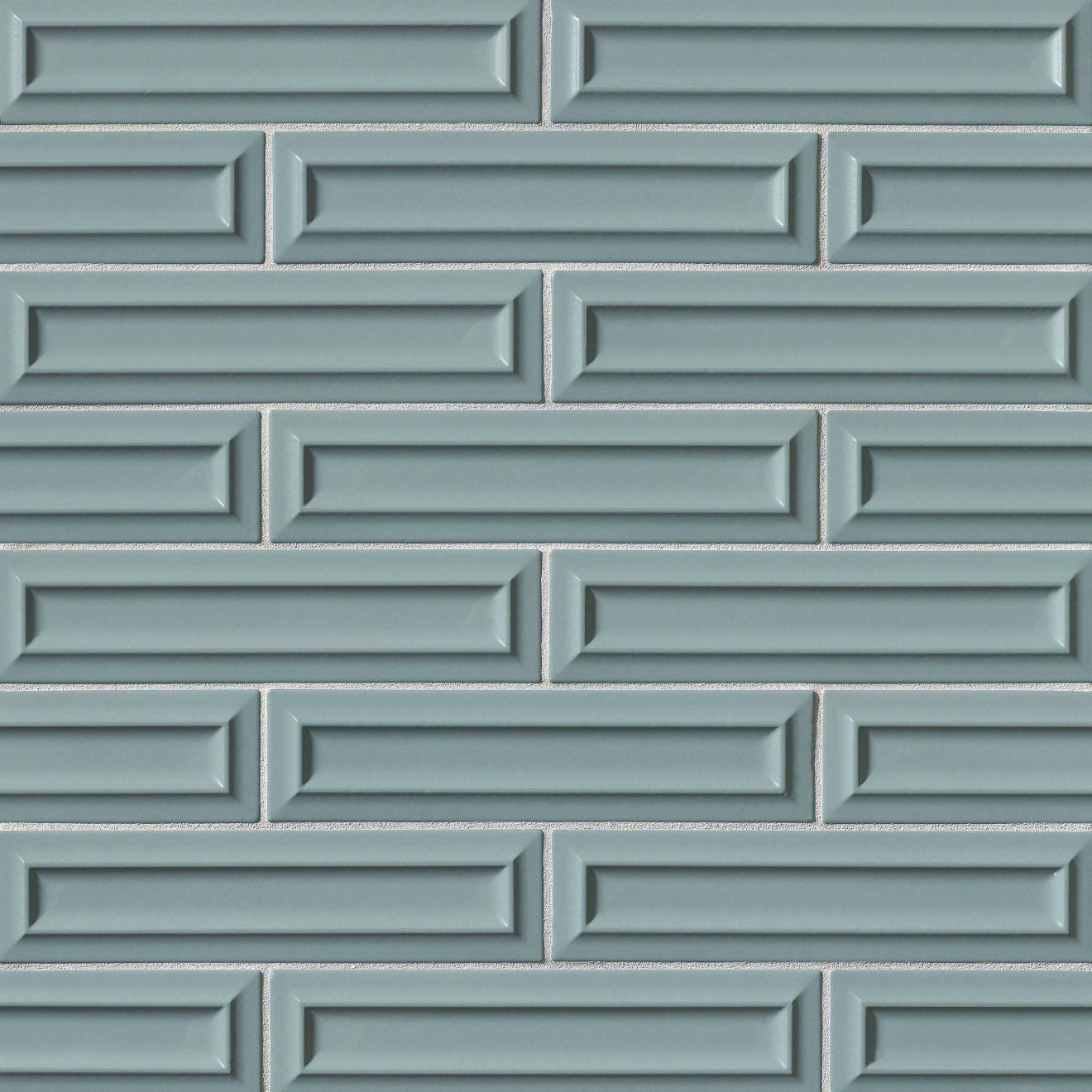 "Costa Allegra 3"" x 12"" Decorative Tile in Tide"