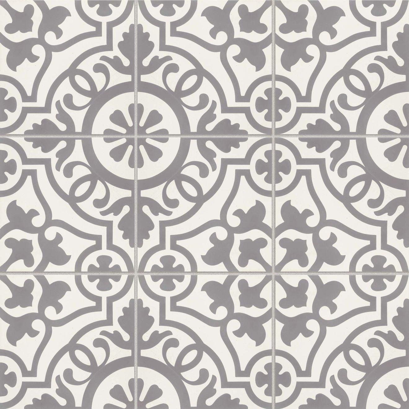 """Remy 8"""" x 8"""" Floor & Wall Tile in Damsel"""