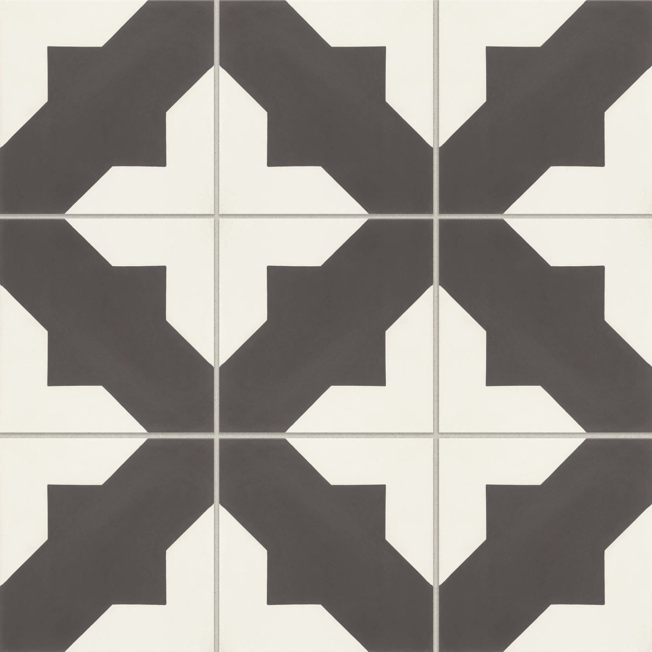 """Remy 8"""" x 8"""" Floor & Wall Tile in Darcy"""