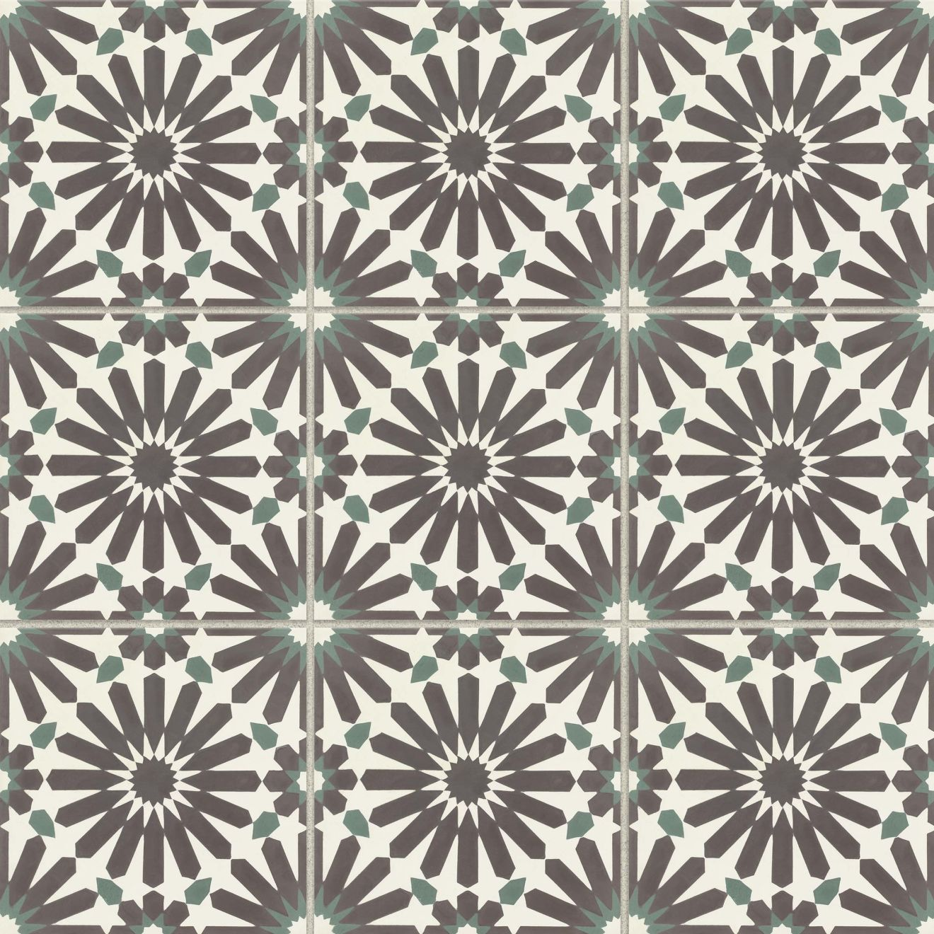 """Remy 8"""" x 8"""" Floor & Wall Tile in Remix"""