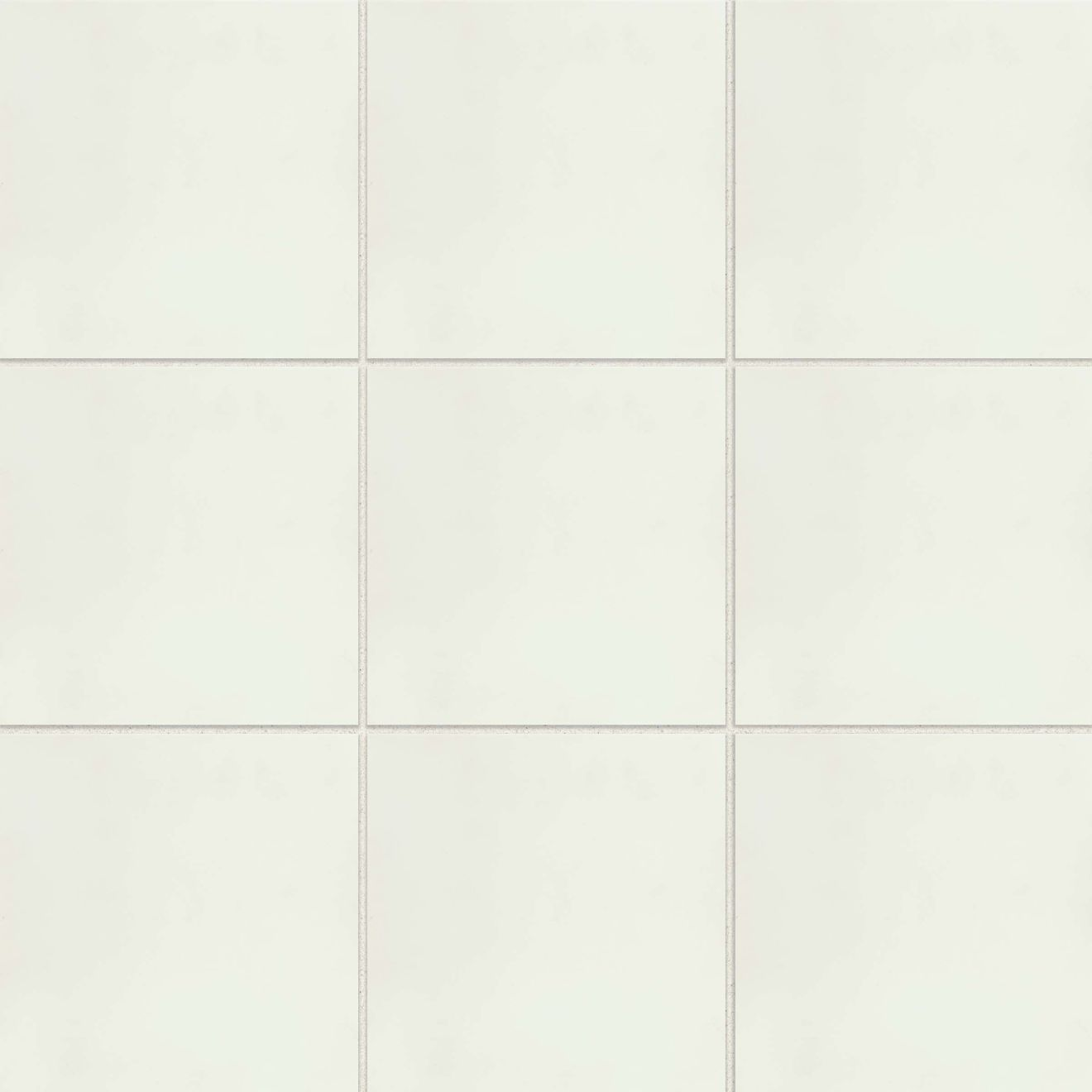 """Remy 8"""" x 8"""" Floor & Wall Tile in Snow"""