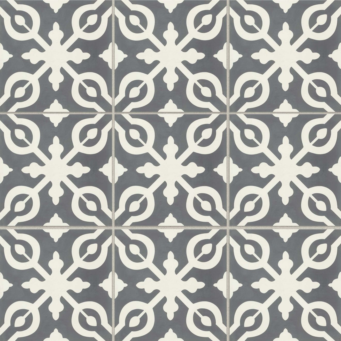 """Remy 8"""" x 8"""" Floor & Wall Tile in Soffia"""
