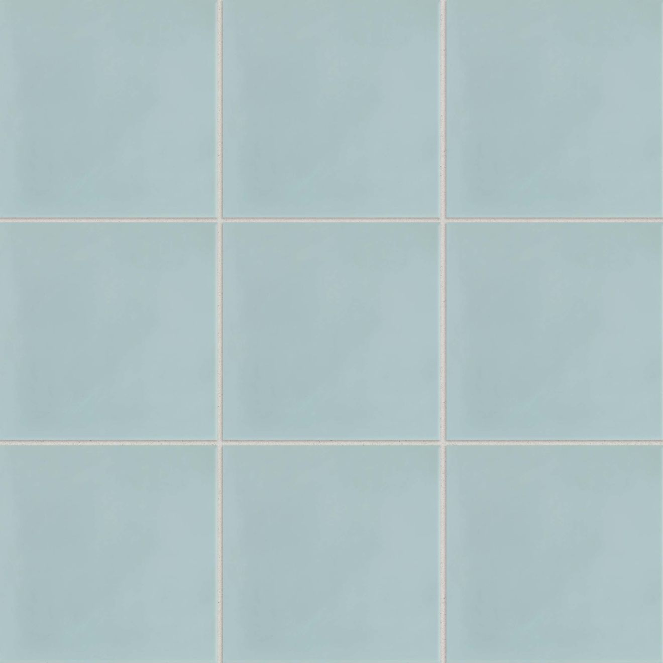 """Remy 8"""" x 8"""" Floor & Wall Tile in Wedgewood Blue"""