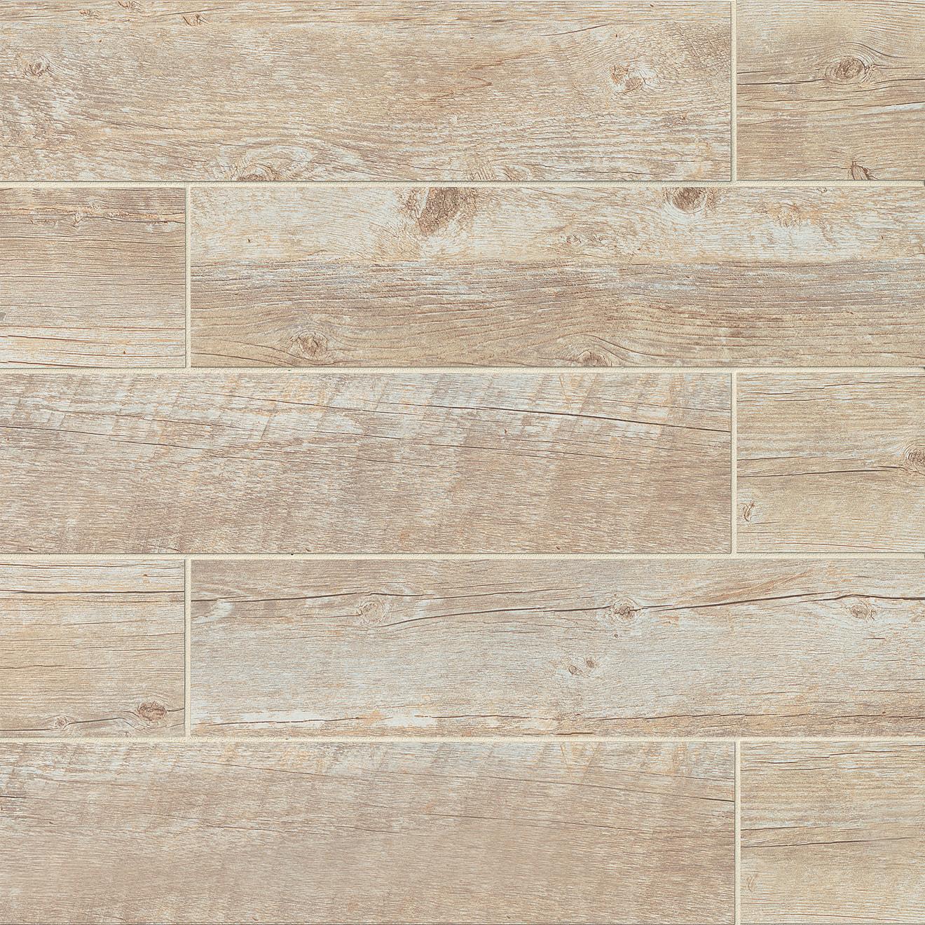 """Barrel 6"""" x 24"""" Floor & Wall Tile in Branch"""