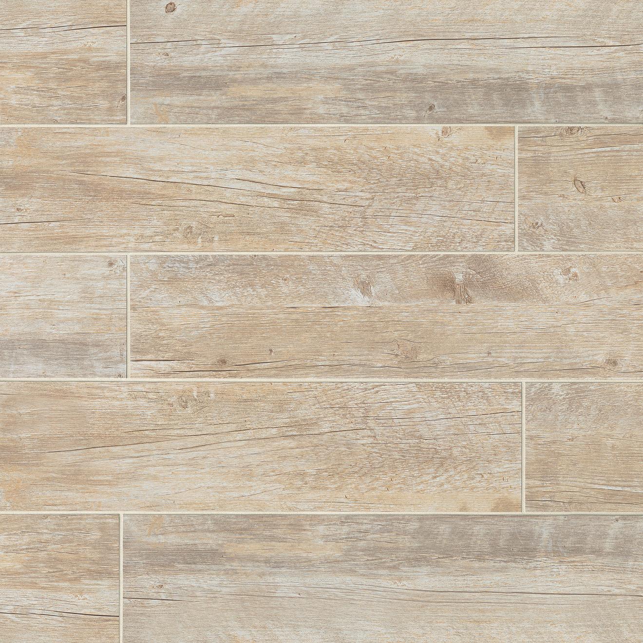 """Barrel 8"""" x 48"""" Floor & Wall Tile in Branch"""
