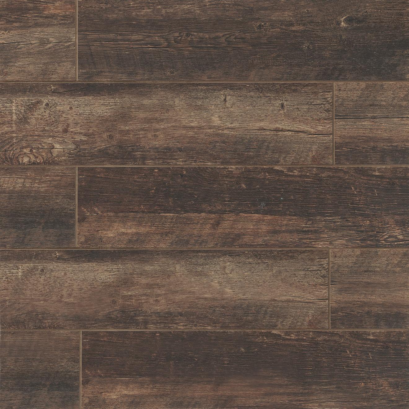 """Barrel 8"""" x 48"""" Floor & Wall Tile in Vine"""