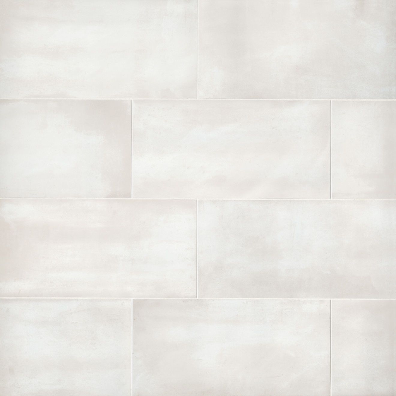 """Chateau 12"""" x 24"""" Floor & Wall Tile in Canvas"""