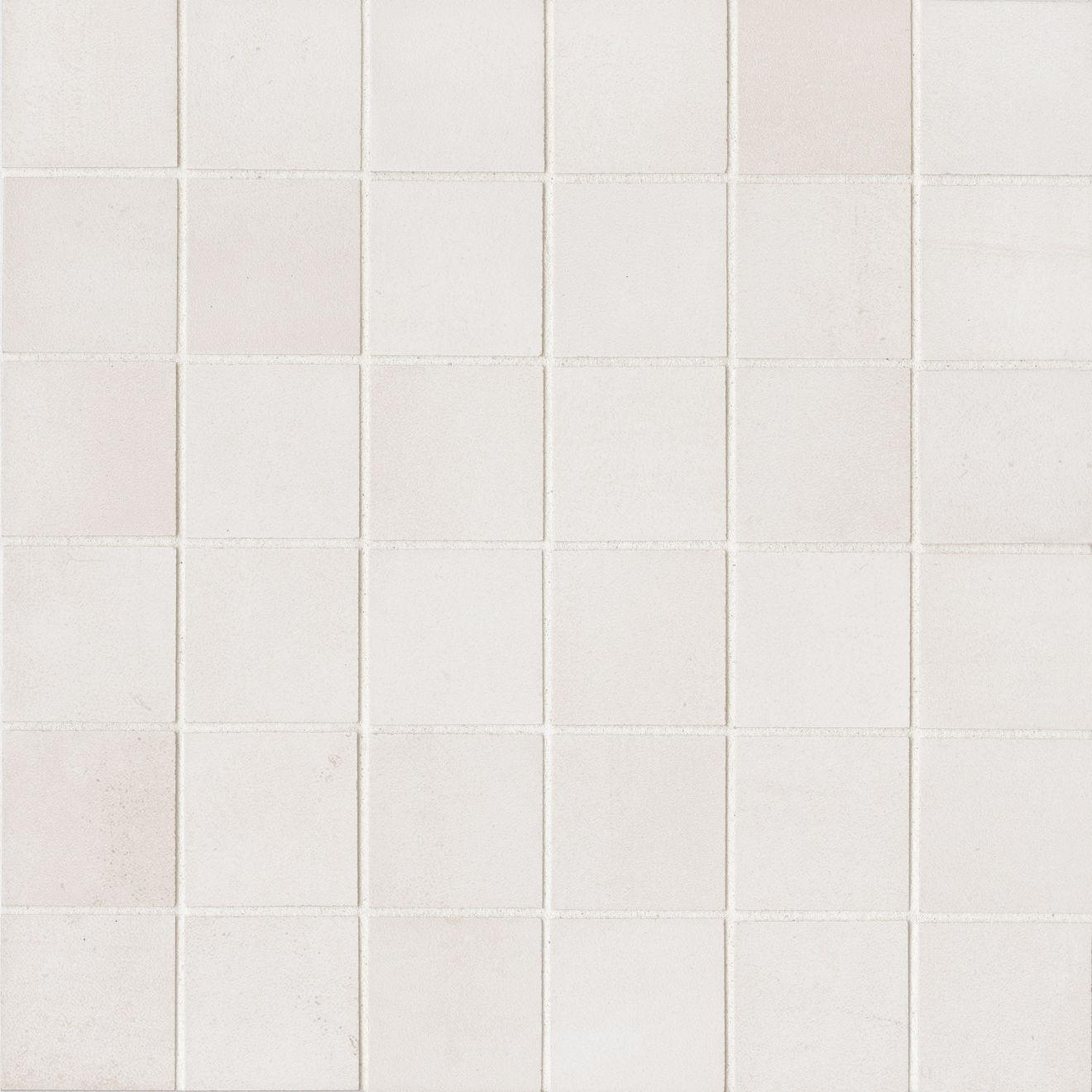 "Chateau 2"" x 2"" Floor & Wall Mosaic in Canvas"