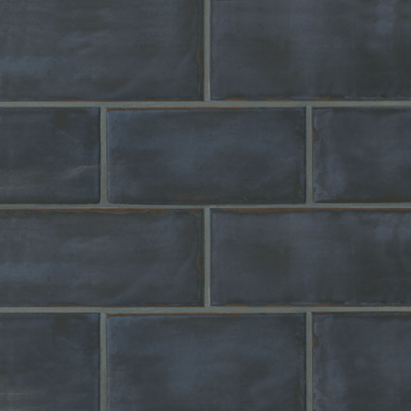 """Chateau 4"""" x 8"""" Wall Tile in Ocean"""