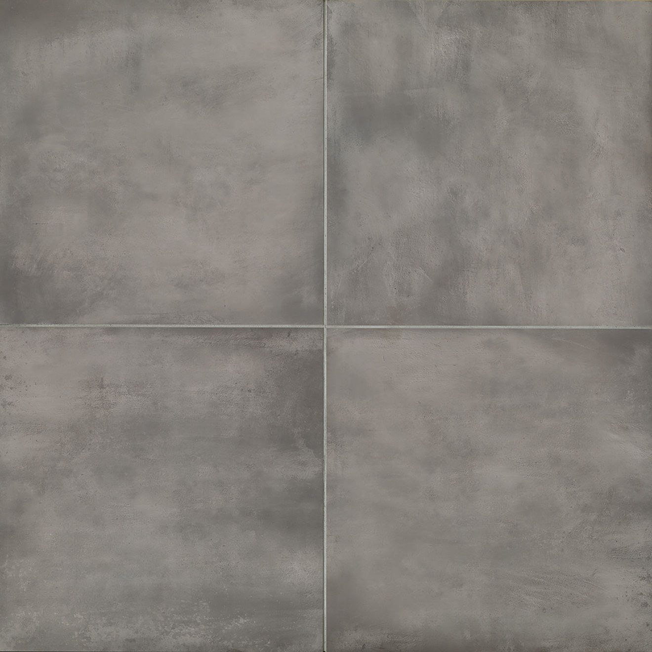 """Chateau 24"""" x 24"""" Floor & Wall Tile in Smoke"""