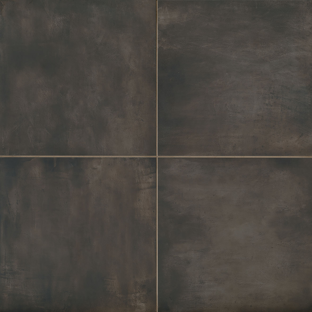 """Chateau 24"""" x 24"""" Floor & Wall Tile in Tobacco"""