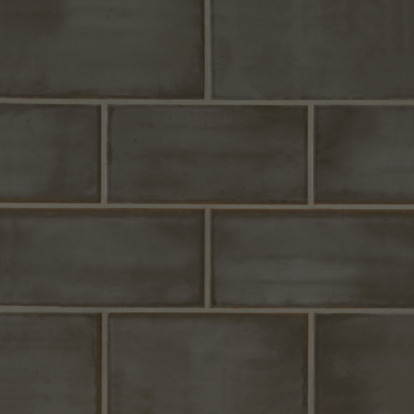 """Chateau 4"""" x 8"""" Wall Tile in Tobacco"""