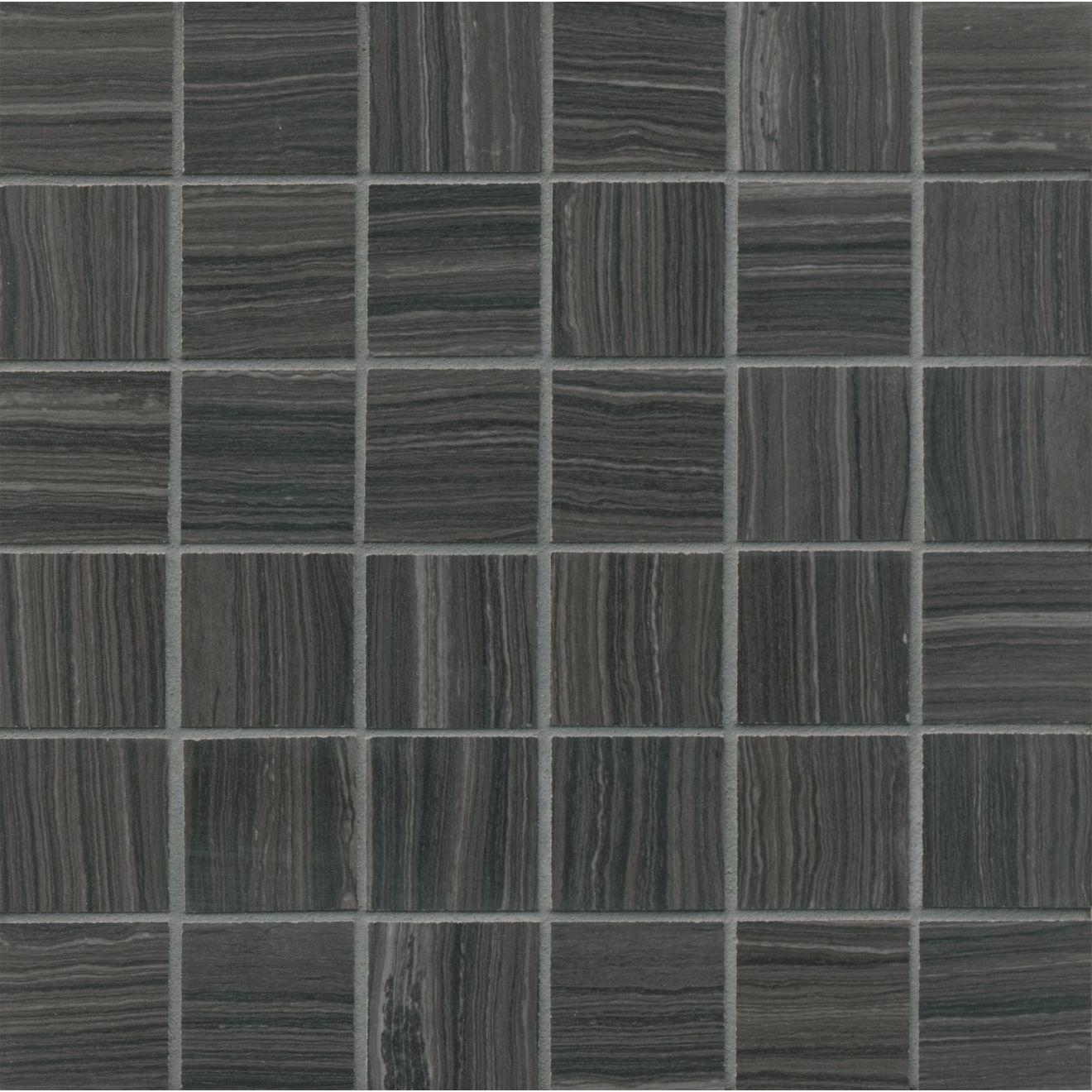 "Matrix 2"" x 2"" Floor & Wall Mosaic in Universe"