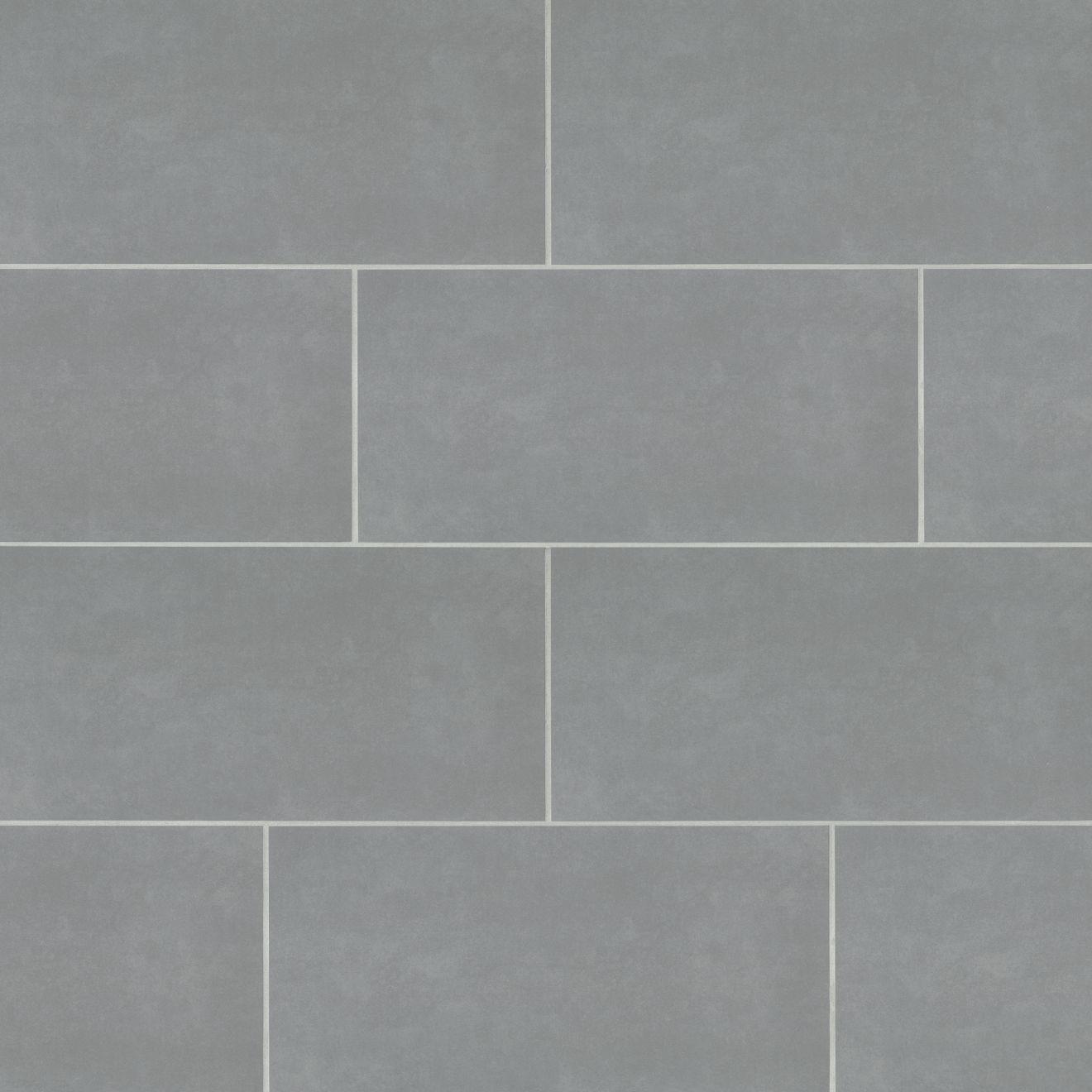"""Metro 2.0 12"""" x 24"""" Floor & Wall Tile in Cloudsky"""