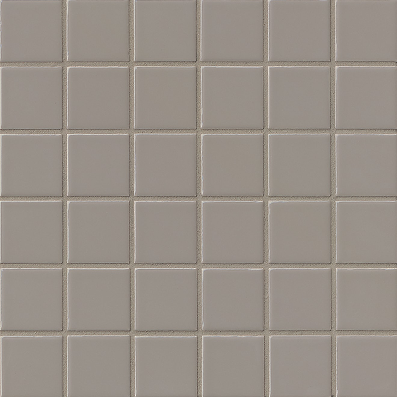Elements Floor & Wall Mosaic in Dark Grey