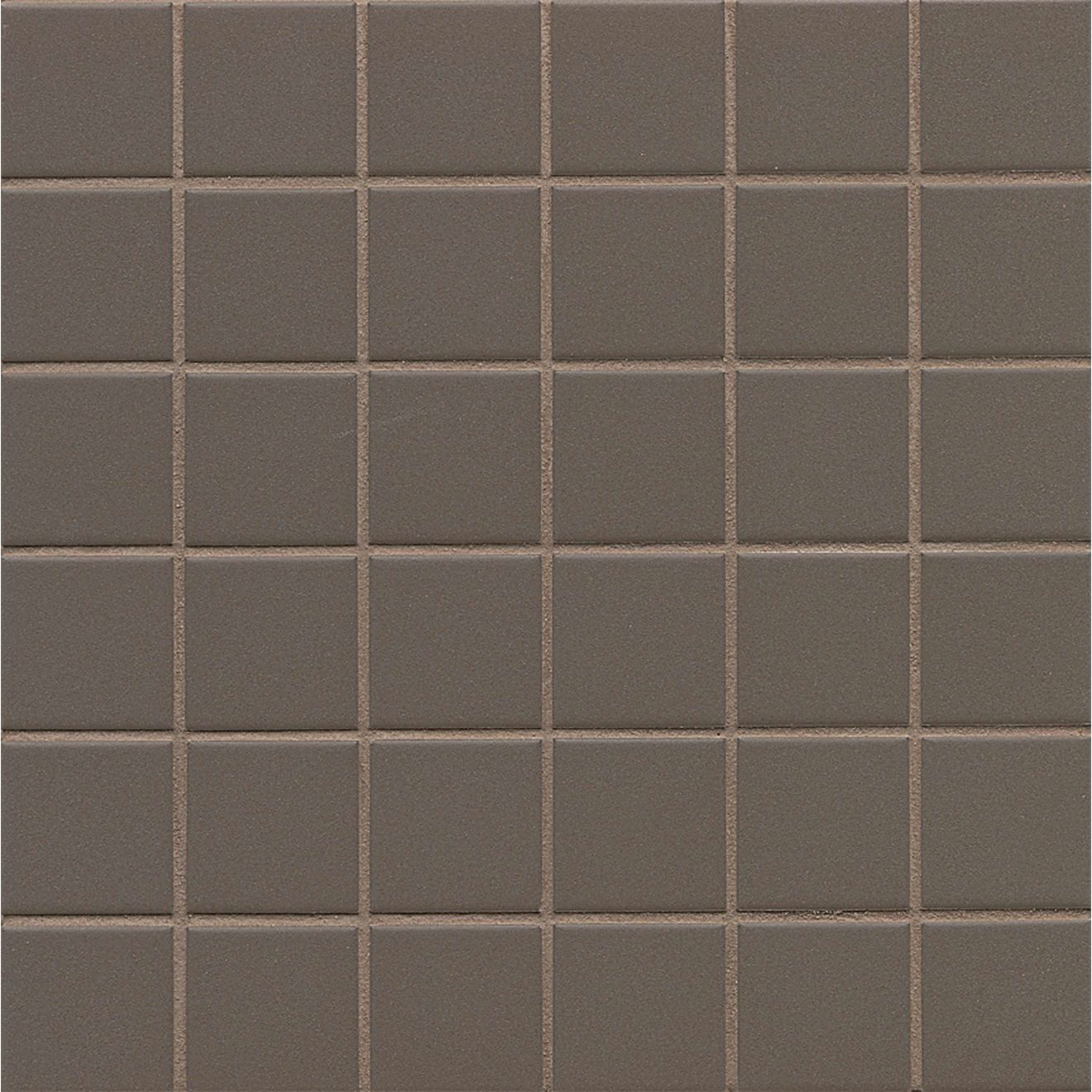 Elements Floor & Wall Mosaic in Graphite Grey
