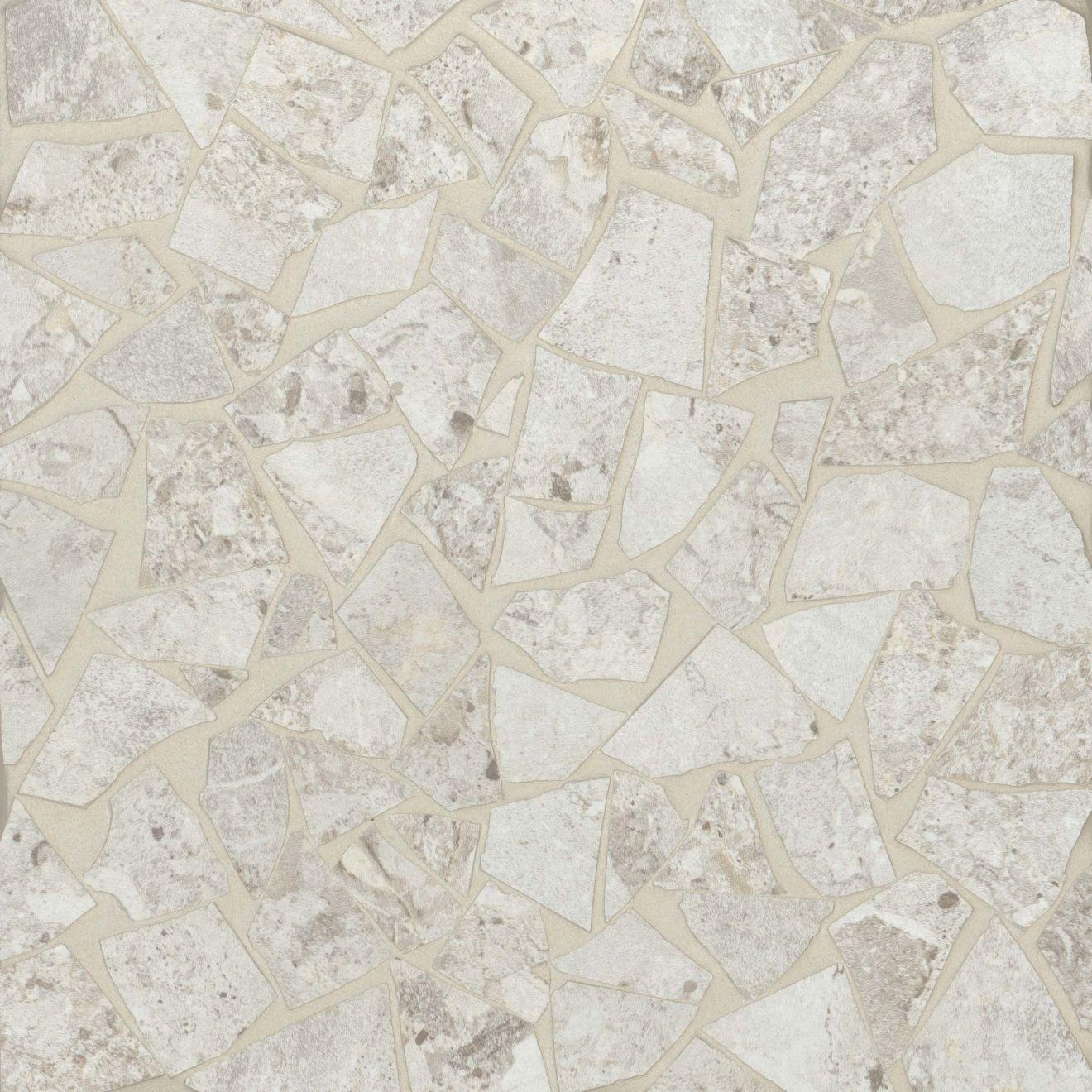 Frammenta Floor & Wall Mosaic in White